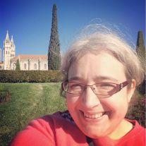 Selfie with Jerónimos Monastery