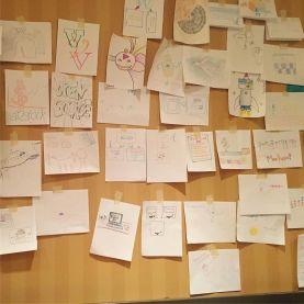 Themes Division Memory Wall.