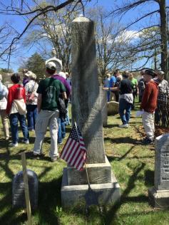 North Burial Ground Tour