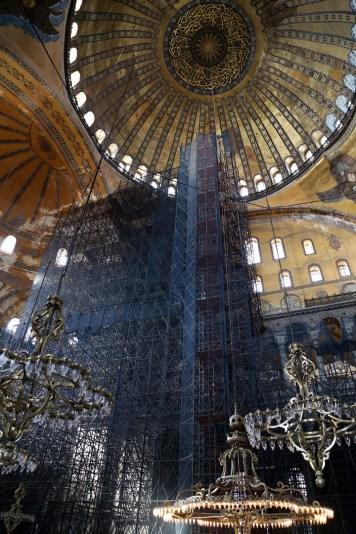 Hagia Sophia: Istanbul Turkey