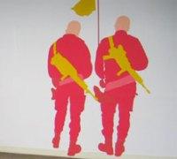 soldats-roses-peinture-murale-galerie-renan