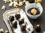 POPCORN TRUFFLES DE CHOCOLATE