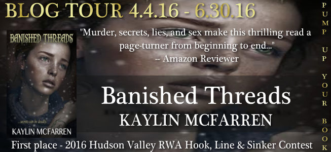 Spotlight: Banished Threads by Kaylin McFarren