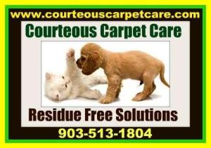 Residue Free Carpet Cleaning Solutions