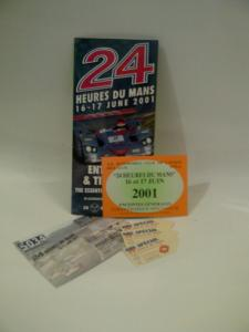 LeMans 2001 literature