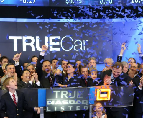 TrueCar's December Site Traffic Jumps 50 Percent as Car-Buying Process Evolves