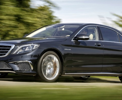2015 Mercedes-Benz S-Class: A Longstanding Symbol of Success