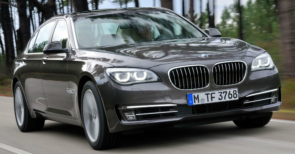 2015 bmw 7 series a large luxury sedan that screams success. Black Bedroom Furniture Sets. Home Design Ideas
