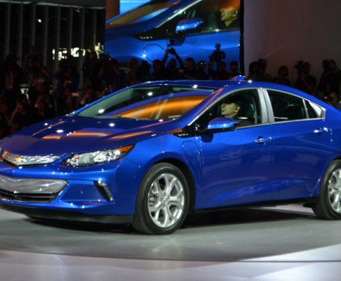 All You Need to Know About the 2016 Chevrolet Volt