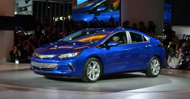 2016 Chevrolet Volt Info