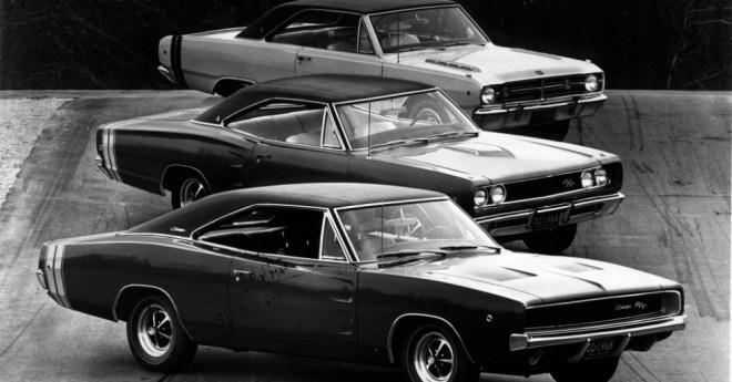 Dodge History