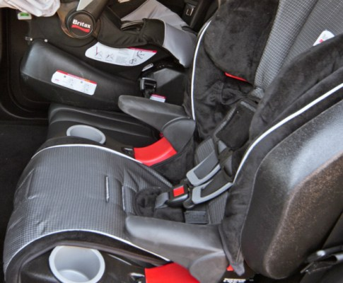 Four A's, One B Given to the Jeep Grand Cherokee Car Seat Assembly
