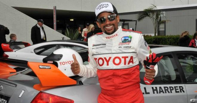 Toyota Celebrity Racing Long Beach