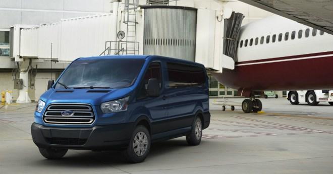 2015 Ford Transit 350 Wagon EcoBoost V6
