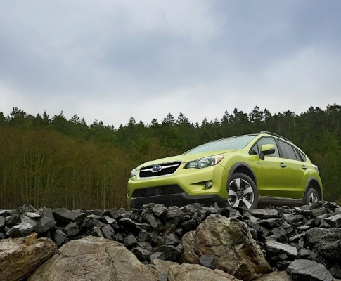 2016 Subaru XV Crosstrek: An Off Road Capable Compact SUV
