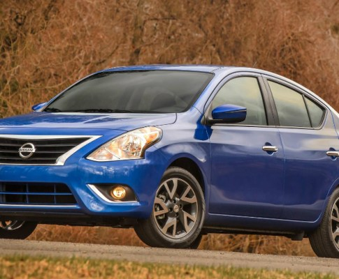 Is the Versa the Least Expensive Car in North America?