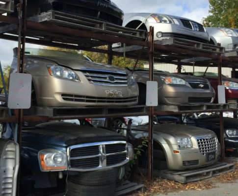What do You Want to do with Your Old Car Parts?