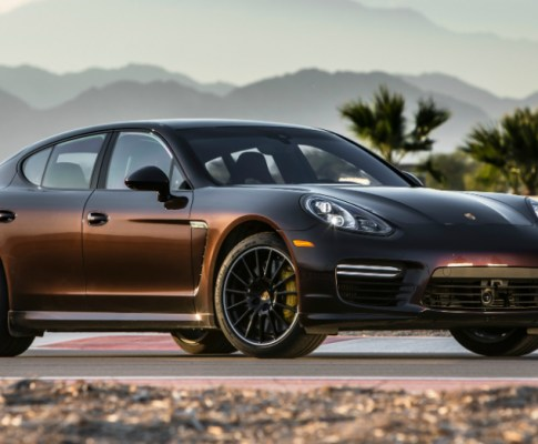 What is Porsche Up To?