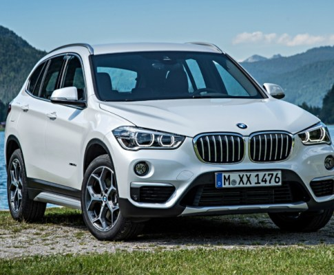 2016 BMW X1: Small but Mighty
