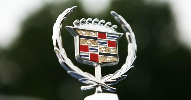 05.13.16 - Cadillac Logo