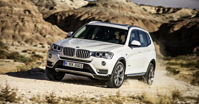 09.01.16 - 2015 BMW X3
