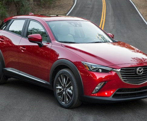 2017 Mazda CX-3: Fun Where You Expect It