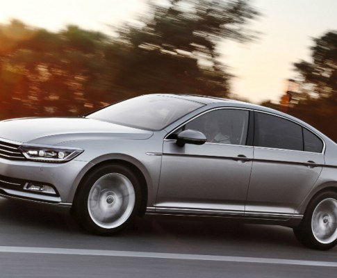 2017 Volkswagen Passat: Standing Alone in a Crowd