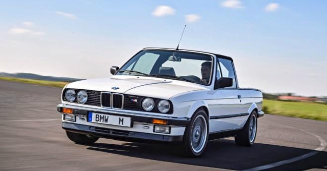 11.10.16 - 1986 BMW M3 Pickup