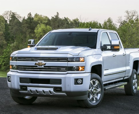 2017 Chevrolet Silverado: Still the Right Stuff