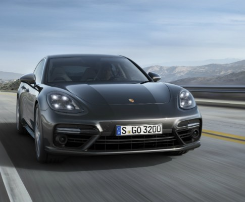 The Four-Door Answer to the Sports Car Desire