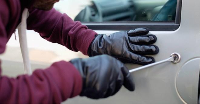 12.19.16 - Car Thief