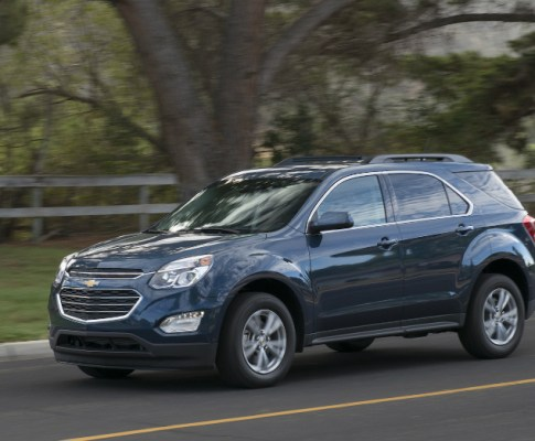 2017 Chevrolet Equinox: Don't Fix What Isn't Broke