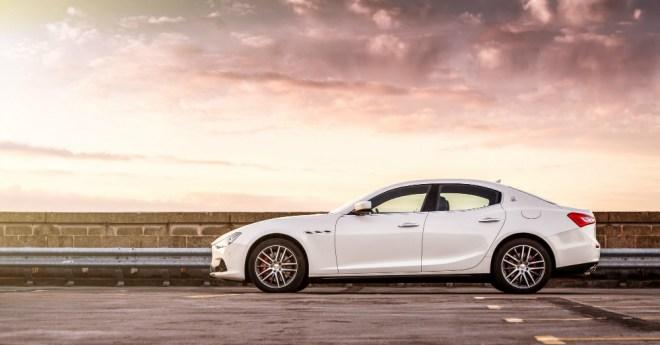 01.27.17 - Maserati Ghibli