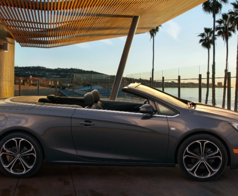 Experience the Fun in an Amazing Convertible