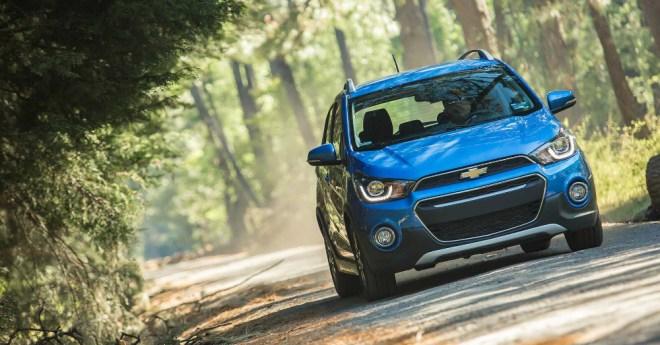 01.09.17 - Chevrolet Spark ACTIV