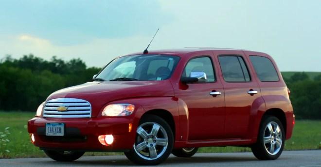 01.29.17 - Chevrolet HHR