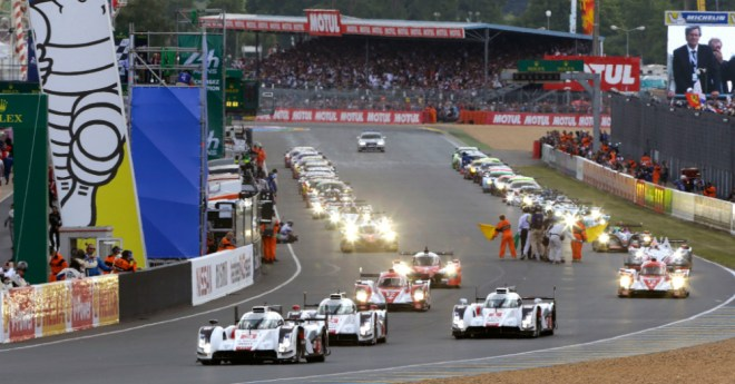 03.03.17 - 24 Hours of LeMans