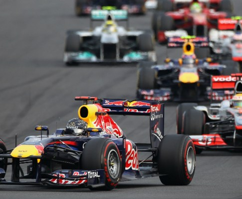 Faster Formula One Cars