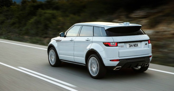 2018 Land Rover Discovery Sport Affordable Off-Road Ruggedness