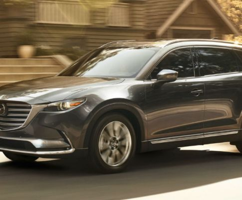 2018 Mazda CX-9: A Large SUV that Handles the Road