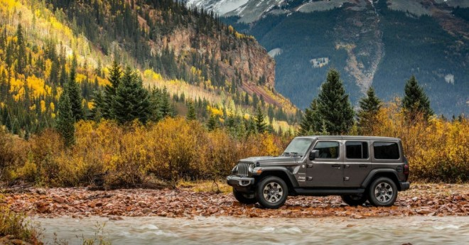 2018 Jeep Wrangler: Continuing to Be Exceptional