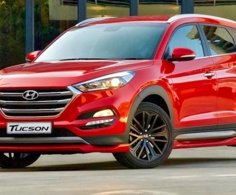 The Hyundai SUVs are Coming