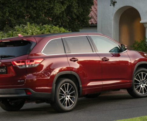 Highlander: An SUV That's Ready for Your Family