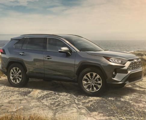 The Toyota RAV4 Loses its Diesel Engine Option