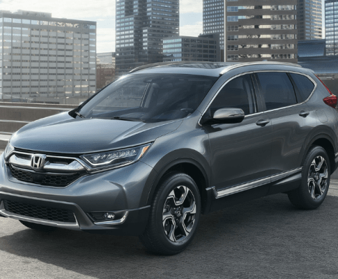 CR-V: Honda has the SUV You'll Want to Drive