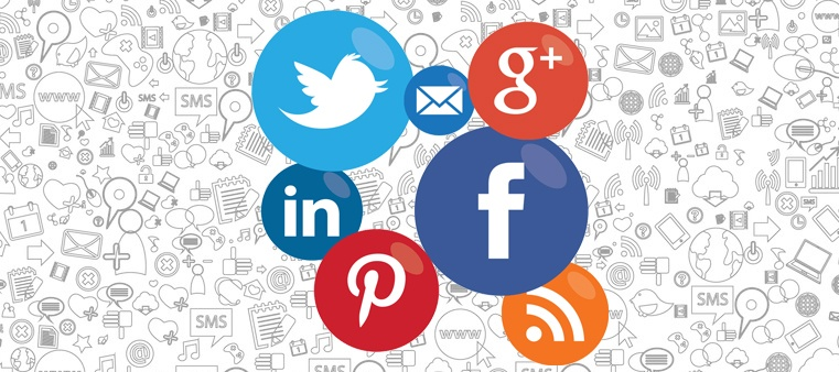 #SocialMedia #Connected