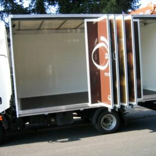 Ampollers multicar - Carrosseries Alazor