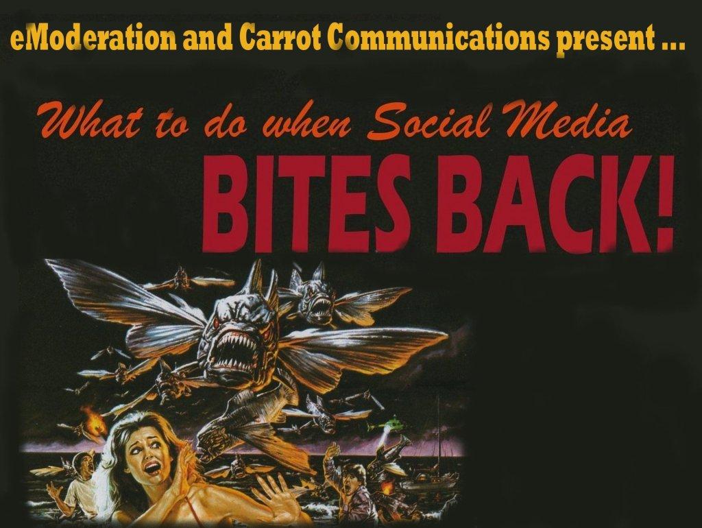When Social Media Bites Back