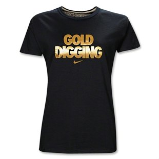 Nike Gold Digging t-shirt