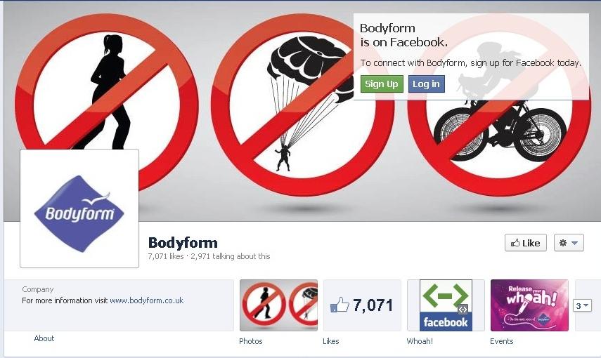 Bodyform FB